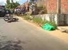 Homem com várias passagens pela polícia é morto com três tiros