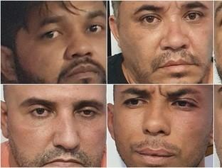 Gerente de banco e família sofrem sequestro e seis pessoas são presas
