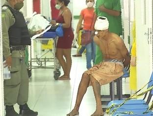 Suspeito de assalto sofre tentativa de linchamento em Teresina