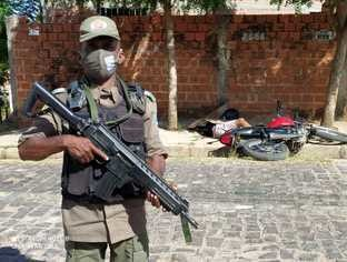 Acusado de assaltos é morto a tiros na zona Sul de Teresina