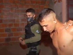 Polícia prende um dos maiores assaltantes de THE com motos roubadas