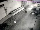 Câmeras registram criminosos fugindo após matar PM em Teresina