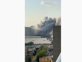 Veja por vários ângulos cenas da explosão em Beirute