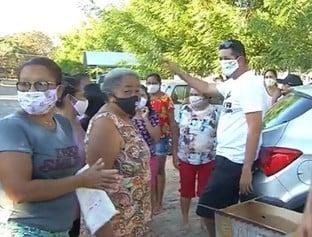 CUFA ampara mães das favelas de Teresina durante pandemia da Covid-19