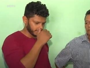 Pai e filho são presos suspeitos de cometer assaltos desde 2014