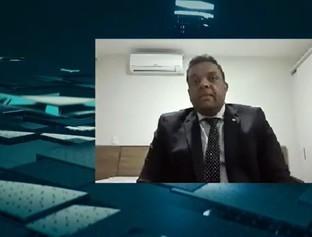 Jogo Aberto MN recebe o deputado Otoni de Paula