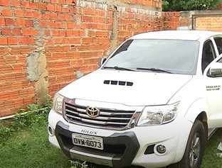 Polícia recupera veículo de família vitima de arrastão no fim de ano