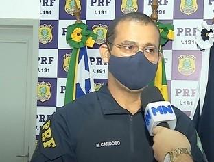 Polícia divulga balanço dos acidentes nas estradas federais no Piauí