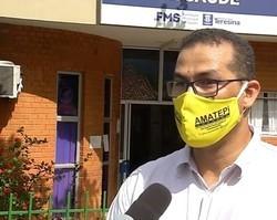 Taxistas e imprensa são incluídos como prioridade da vacinação em Teresina